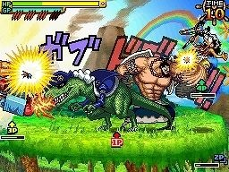 one piece gigant battle sur ds