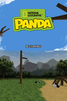 E3 2008 : Images de National Geographic Panda
