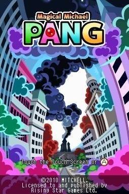 Images de Pang : Magical Michael