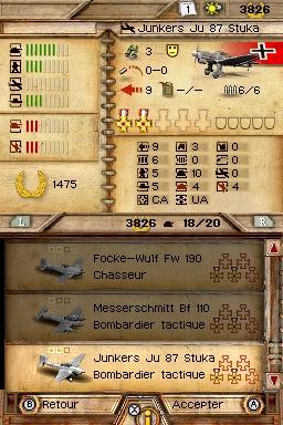Panzer Tactics DS