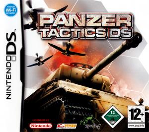 Panzer Tactics DS sur DS