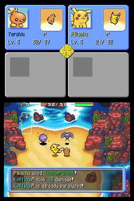 Images de Pokémon Donjon Mystère : Equipe D'Expédition Temps