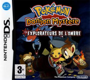 Pokémon Donjon Mystère : Explorateurs de l'Ombre / du Temps / du Ciel