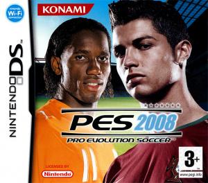 Pro Evolution Soccer 2008 sur DS