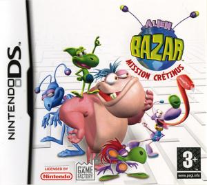Alien Bazar : Mission Cretinus