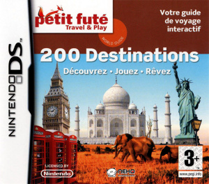 Petit Fute : Travel and Play sur DS