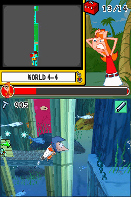 Disney annonce Phineas and Ferb : Ride Again