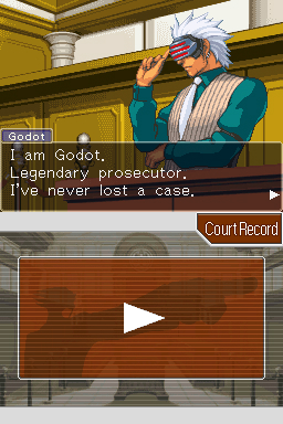E3 2007 : Phoenix Wright : Ace Attorney : Trials And Tribulations