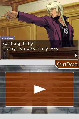 Images : Phoenix Wright - Ace Attorney - Apollo Justice