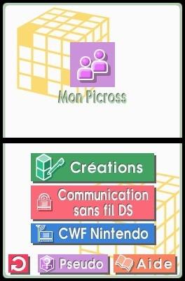 Images de Picross 3D