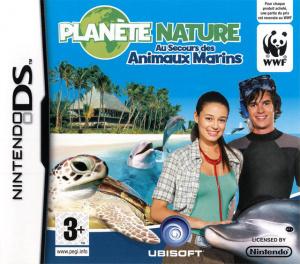 Planète Nature : Au Secours des Animaux Marins sur DS