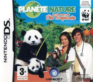 Planète Nature : Au Secours de l'Ile Tropicale sur DS