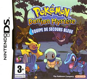 Pokémon Donjon Mystère : Equipe de Secours Bleue