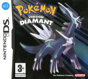 Pokémon Version Diamant sur DS