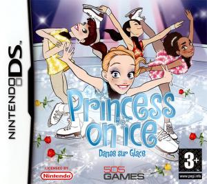 Princess On Ice : Danse Sur Glace sur DS