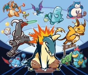 Des bonus pour Pokémon Coeur d'Or / Ame d'Argent