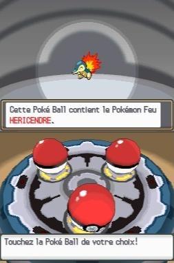 Images de Pokémon Version Or/Argent DS