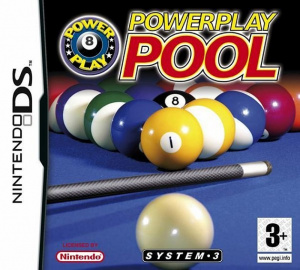 Power Play Pool sur DS