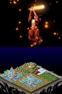 Images de Populous DS