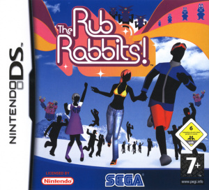 The Rub Rabbits! sur DS