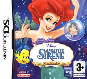 La Petite Sirène : L'Aventure Sous-Marine d'Ariel sur DS