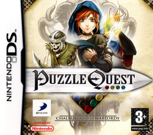 Puzzle Quest : Challenge of the Warlords sur DS