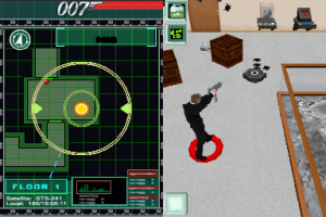 E3 2008 : Quantum of Solace : The Game