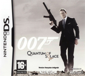 007 : Quantum of Solace sur DS