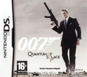 007 : Quantum of Solace sur DS