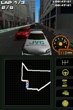 Race Driver Grid aussi sur DS