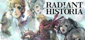 Jaquette de Radiant Historia sur DS