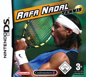 Rafa Nadal Tennis sur DS