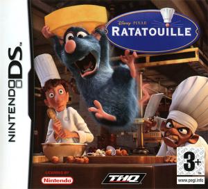 Ratatouille sur DS