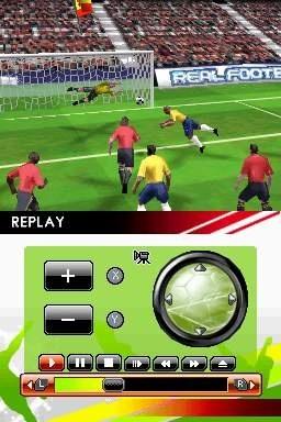 Ubisoft vient jouer au foot sur Nintendo DS