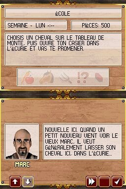 Real Stories : Cheval Academy sur DS