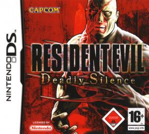 Resident Evil : Deadly Silence sur DS