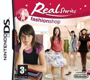 Jeu Ds Real Stories Fashion Shop