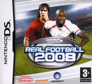 Real Football 2008 sur DS