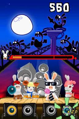 GC 2007 : Rayman Contre Les Lapins Encore Plus Crétins