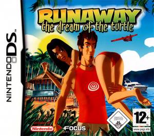 Runaway : The Dream of the Turtle sur DS