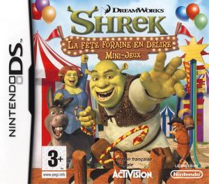 Shrek : La Fête Foraine en Délire : Mini-Jeux sur DS