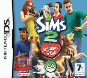 Les Sims 2 : Animaux & Cie sur DS