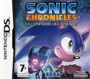 Sonic Chronicles : La Confrérie des Ténèbres sur DS