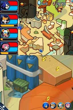 Images de Sonic Chronicles
