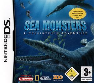 Sea Monsters : A Prehistoric Adventure