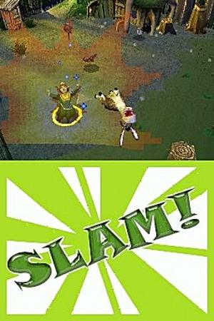Shrek : Superslam fait le beau