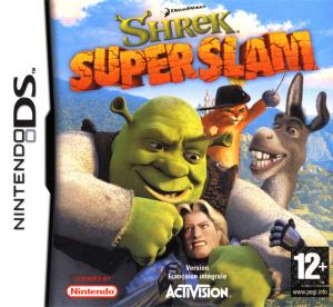 Shrek : SuperSlam sur DS
