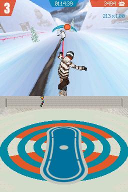 Shaun White s'invite sur consoles portables et s'illustre