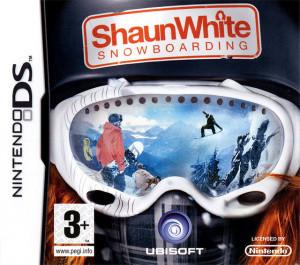 Shaun White Snowboarding sur DS