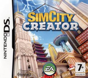 SimCity Creator sur DS